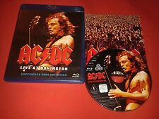 AC/DC ACDC LIVE AT DONINGTON - BLU-RAY DISC