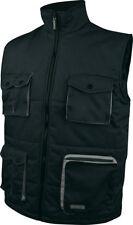 Abrigos y chaquetas de hombre negras 100% algodón talla XL