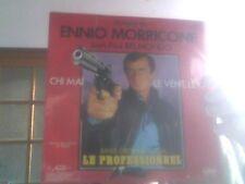 Disque vinyle de Musique de Ennio Morricone musique B-A Le Porfessionnel