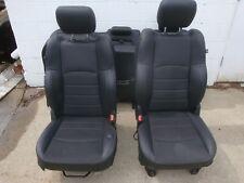 2014-18 Dodge Ram Seats Interior Sport 1500 Crew Cab Black Leather Cloth