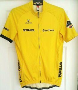 Coure - Strava Gran Fondo (7) July Cycle/Cycling Jersey/Shirt - Adult - Medium