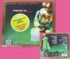 CD + DVD NEGRAMARO Mentre tutto scorre SIGILLATO 2002 LIMITED(Xi1) no lp mc dvd