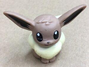 1996 Pokemon Finger Puppet Eevee Figure Gotta Catch Them All Nintendo Bandai