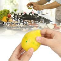 Kitchen Timer Kitchen Mechanical Timer Lemon Apple Shape Kitchen Counter Tool