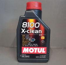 Aceites de motor sintéticos Motul para vehículos