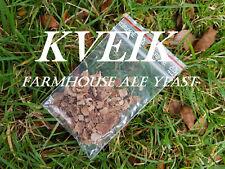 Kveik, Farmhouse Ale Yeast, Dried, Original Strains