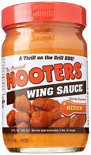 Hooters MILD Wing Sauce 12 fl oz  ( 3 bottles )