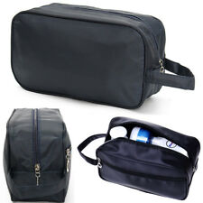 Mens Portable Travel Waterproof Toiletry Cosmetic Wash Bag Makeup Organizer Case