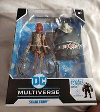 Mcfarlane Batman DC Multiverse Scarecrow Figure Bane BAF Torso In Hand Check Pic