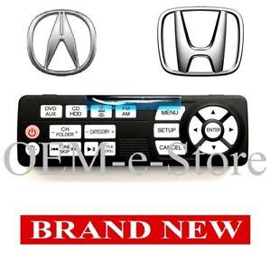 2011-2016 Honda Odyssey TOURING Van Overhead DVD Entertainment Remote Control