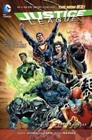 Justice League Vol. 5: Forever Heroes [The New 52] [Justice League: the New 52]
