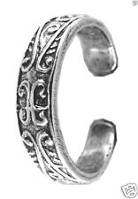 Celtic Pattern Toe Ring Sterling Silver 925 Best Price Jewelry Gift