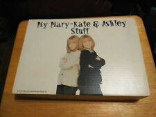 Mary-Kate & Ashley Fan Club Box Used