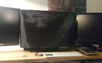 """22"""" to 24"""" LCD Flat Screen Computer Monitor Dust Cover ASUS VP247HA"""