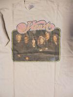 Heart T-Shirt Rare Vintage Original Jupiter Darling Tour 2004