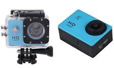 RH Social 1080p Full-HD Action Camera Bundle - Blue