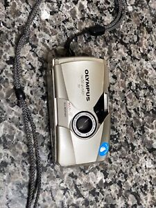 Olympus Infinity Stylus Epic DLX Panorama 35mm Point & Shoot 35mm Film Camera