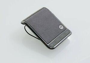 Motorola Roadster 2 Wireless Hands Free Bluetooth Speaker Phone, Unit Only