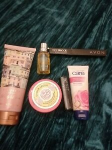 Mixed Lot Cosmetics Ted Baker, Avon, Soap & Glory, Molton Brown