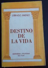 Destino de la vida - Librado Jimenez - 1982