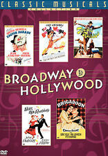 The Classic Musicals Collection (DVD, 2005)