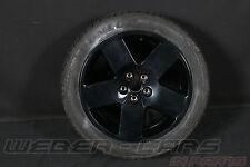 Audi S8 A8 4E 18 Zoll Reserverad ALU Felge Notrad inkl. Sommerreifen 255 45 R18