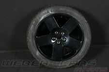 Audi S8 A8 4E 18 Zoll Reserverad ALU Felge Notrad mit Sommerreifen 255 45 R18