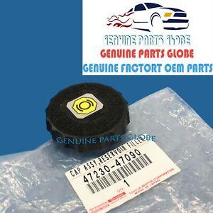 GENUINE TOYOTA 4RUNNER FJ GX460 RX SC LX TACOMA BRAKE RESERVOIR CAP 47230-47090
