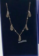 Swarovski Naughty Choker Feather ROS  Black Crystal Authentic NEW 5497874