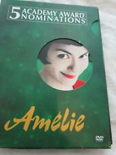 Amelie 2-Disc Set Widescreen Movie Dvd Used