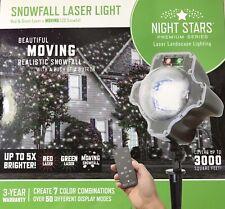 Night Stars Premium Series Laser Landscape Lighting 50 Different Display Modes