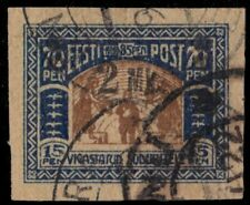"ESTONIA B4 (Mi26) - Military Relief Fund ""Provisional"" (pa62882)"
