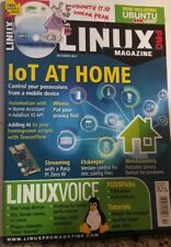Linux Pro Magazine Oct 2017 Control Possession With Mobile Phone FREE SHIPPING