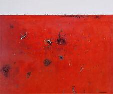 Dealer or Reseller Listed Red Landscape Art