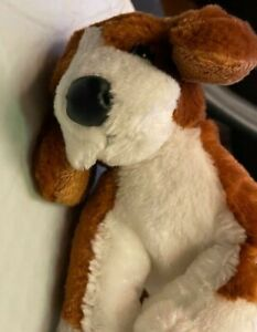 Ganz Webkinz Beagle HM141 Plush Stuffed Animal Puppy Dog No Code