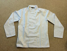 A BRAND NEW CHEFS JACKET SIZE 92, 36'' APPROX, XSMALL