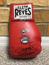 MANNY PACQUIAO SIGNED AUTO CLETO REYES WBC LTD EDTN BOXING GLOVE PSA RARE