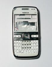 white Housing cover fascia facia faceplate skin case for Nokia E72 -- 000007