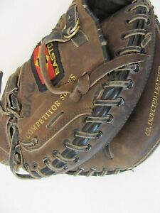 EASTON COMPETITOR CATCHER MITT GLOVE OIL INJECTED LEATHER LHT