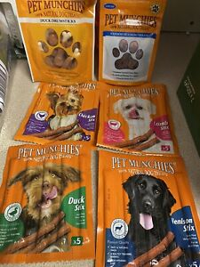 Dog Treat Mixed Bulk Bundle 19 Packs Variety Of Brands And Flavours In Bundle