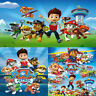 5D Diamond Painting Paw Patrol Embroidery Cross Craft Stitch Kit Mural Decor