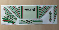 Tonykart Racer 401 Euro Style Rotax Radiator Sticker Kit-Karting-jakedesigns