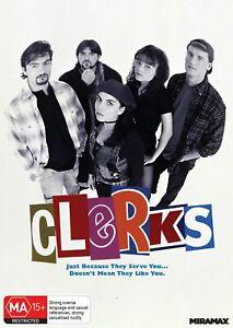 Clerks : NEW DVD