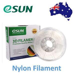 eSUN ePA Nylon 3D Print Filament 1.75mm 1kg Free Shipping Australia Stock