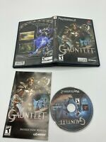 Sony PlayStation 2 PS2 CIB Complete Tested Gauntlet Seven Sorrows Ships Fast