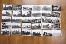 More details for locomotives train railway photos photographs x30 ref g lms gwr