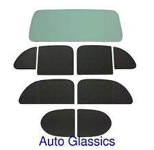 1938 Plymouth P6 2 Door Sedan Classic Auto Glass Kit NEW Replacement Windows