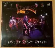 NATCHEZ Live At Nancy Web-TV CD neuf scellé/sealed LYNYRD SKYNYRD Southern rock
