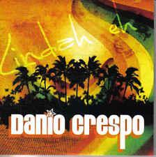 Danio Crespo-Lindah eh cd maxi single 4 tracks