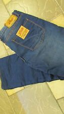NEW FRESH BRAND ZIGGY JEANS MENS 38X33 SLIM FIT ROYAL  FREE SHIP